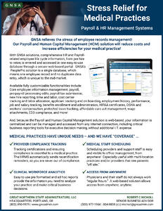 Oregon Healthcare Payroll & HR Solutions Cover Image