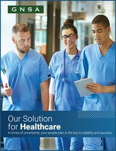 Oregon Healthcare Solution Guide Cover