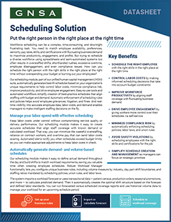 Scheduling-Solution-Datasheet-Cover